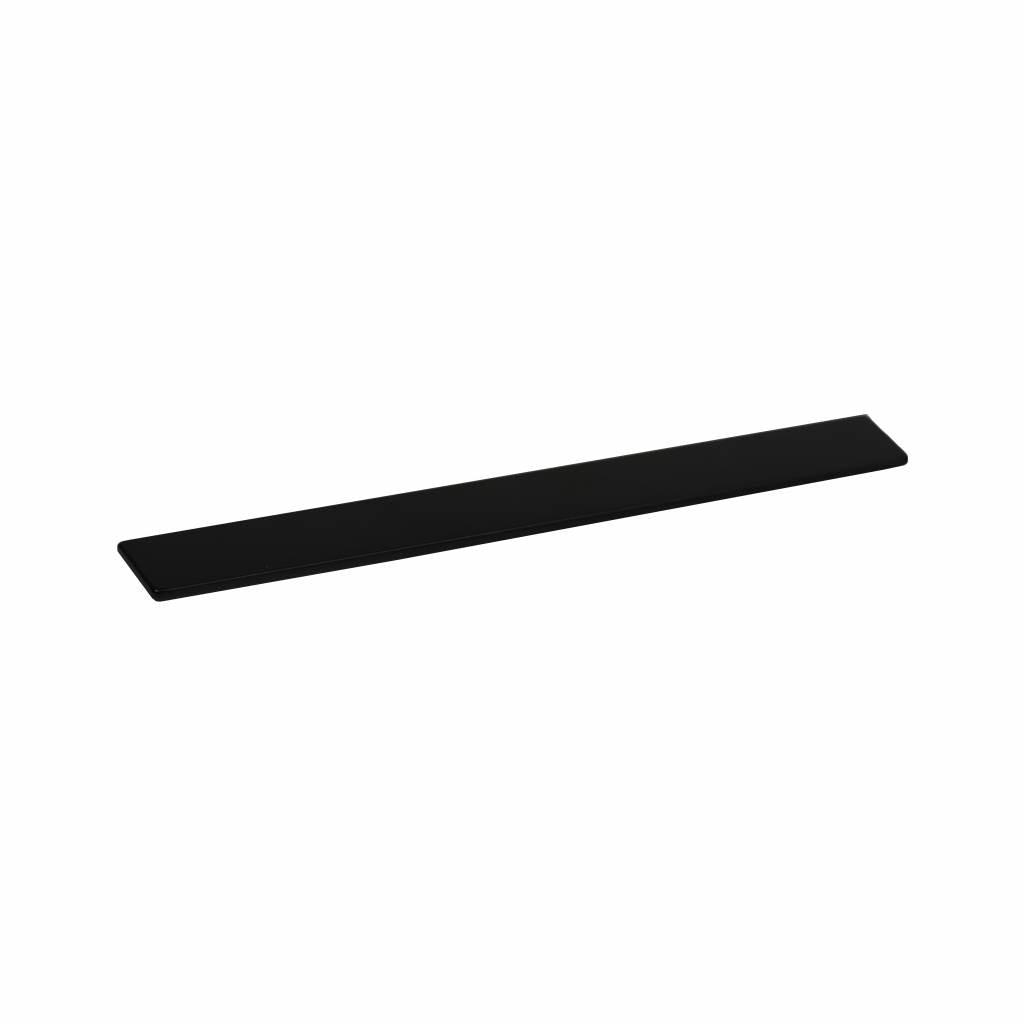 Zwarte matte handgroep van 96 - 128 mm